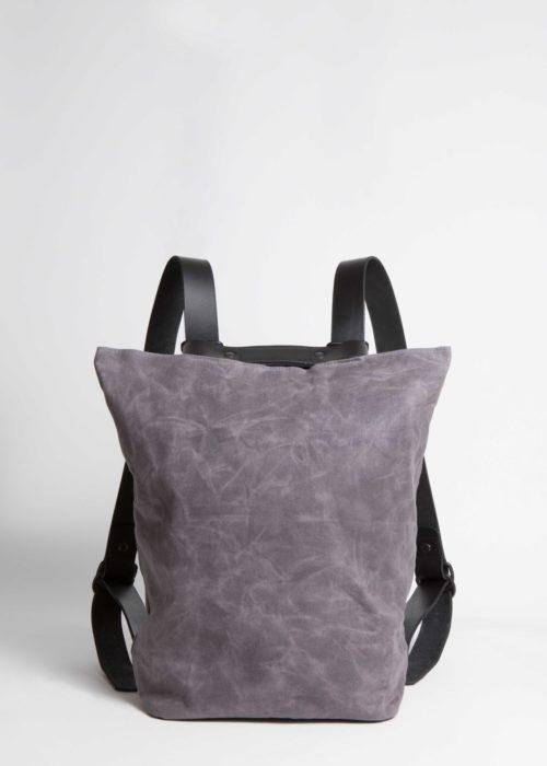 Tesris_darktaupe_backpack_front